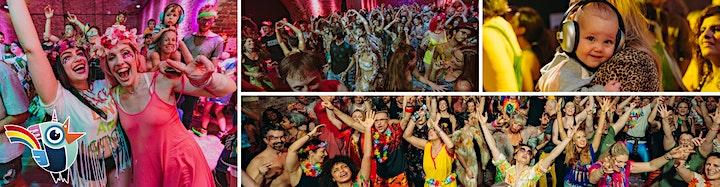 Morning Gloryville Dancersize Micro Rave Bristol | SOLD OUT! image