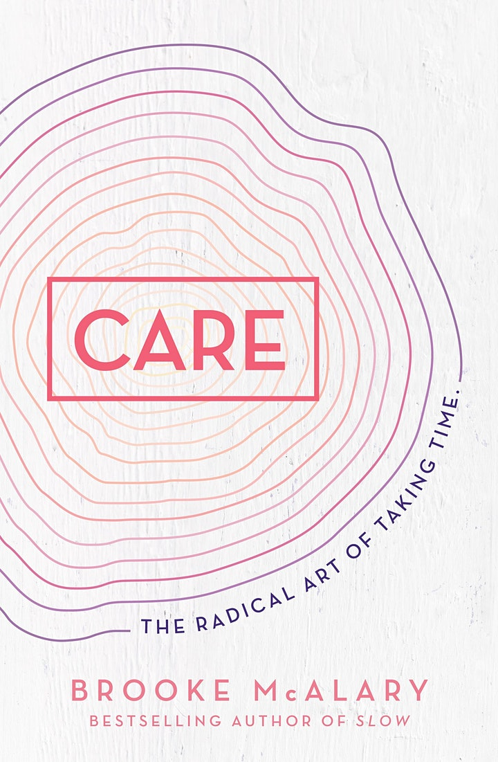 An Afternoon in The Back Room with Brooke McAlary, Author of 'Care' image