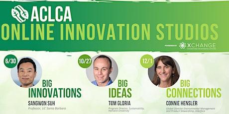 ACLCA 2021 Innovation Studios: Three Sessions tickets