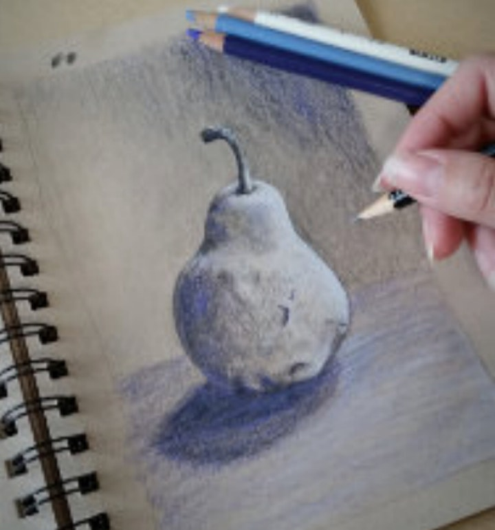 Intro to Drawing with Joanna Hill image