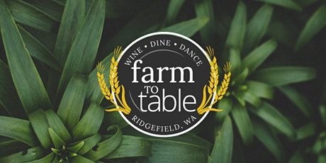 Farm to Table 2021 tickets
