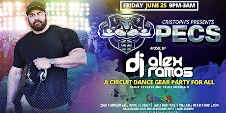 CELEBRATE PRIDE WITH DJ ALEX RAMOS tickets