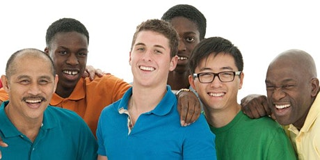 Building Relationships, Dating, and Self-Care for Men - Peer Coaching Group tickets