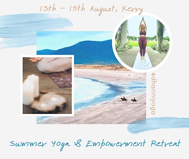 Summer Yoga & Empowerment Retreat image