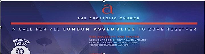 The Apostolic Church,  London Area Celebrations image