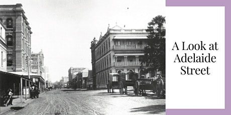 A Look at Adelaide Street tickets