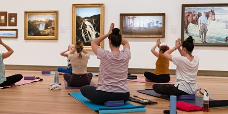 Mindfulness Yoga | August tickets