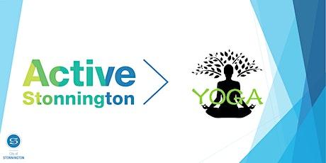 Yoga (Wednesdays  5.00pm) tickets