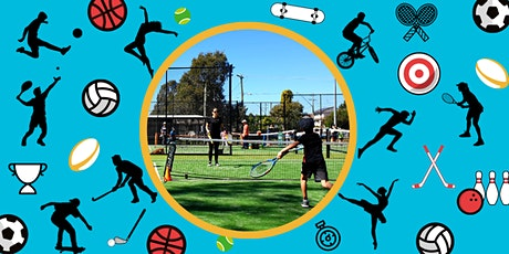 ANZ Tennis Hot Shots x Open Court - Session 2 (8 to 10 years + parents) tickets