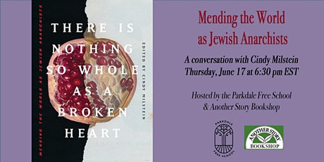 Mending the World as Jewish Anarchists tickets