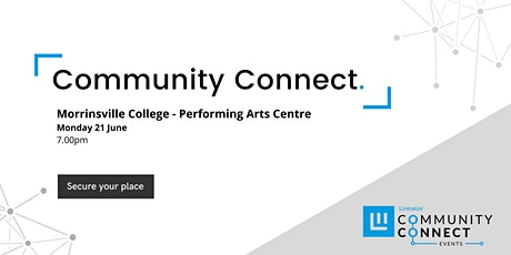 Morrinsville Community Connect Event - Presented by Linewize tickets