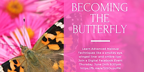 Becoming the Butterfly Part 6 Tickets