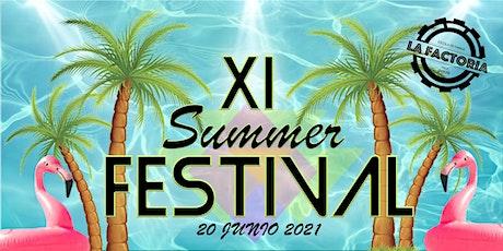 Summer Festival LF  (SESIÓN TARDE) entradas