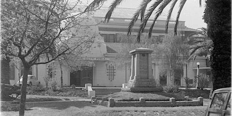 POSTPONED - Charles Heath - Architect of Coburg Town Hall tickets