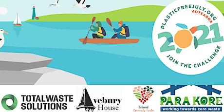 Plastic Free July Insights Workshop tickets