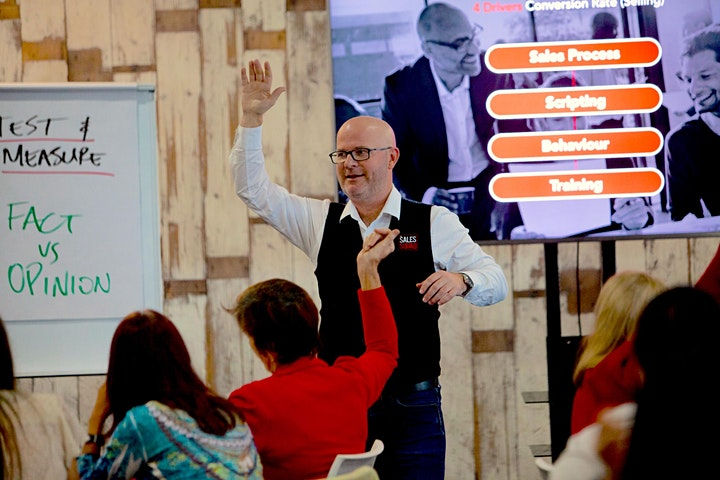 South Brisbane Business Event - Sales Mastery image