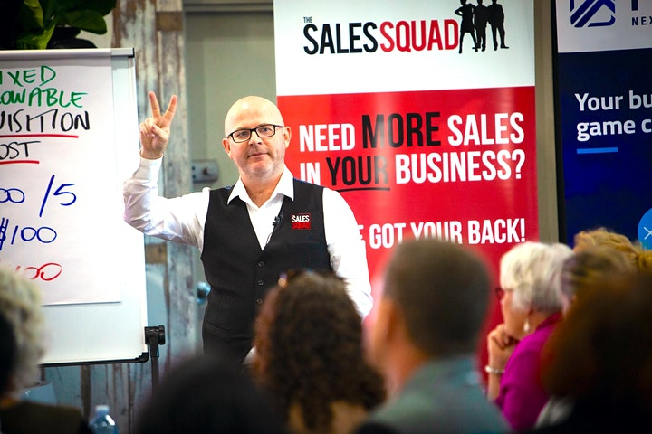 East Brisbane Business Event - Sales Mastery image