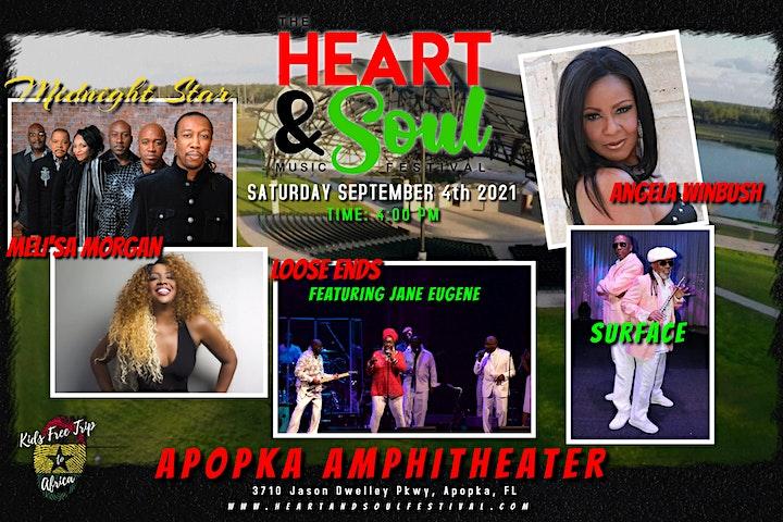 The Heart & Soul Music Festival image
