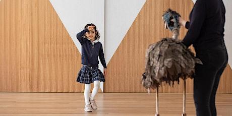 Drama Workshop: Edward the Emu, presented by Monkey Baa Theatre Company tickets