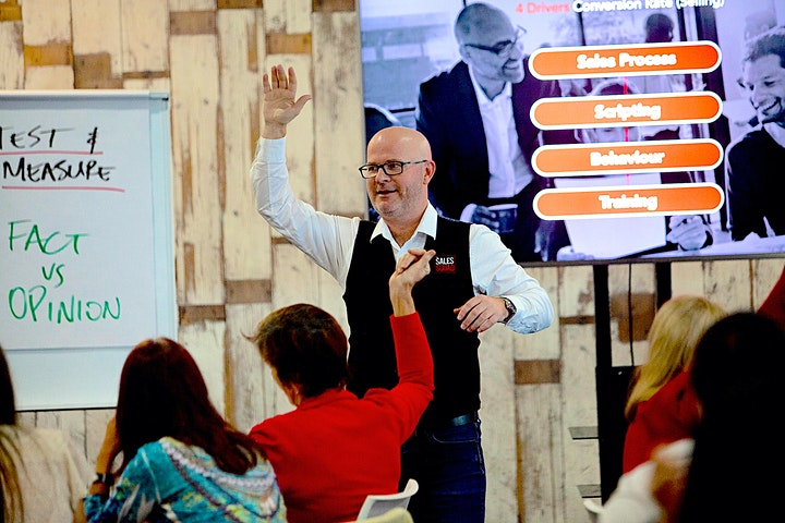 North Brisbane Business Event - Sales Mastery image