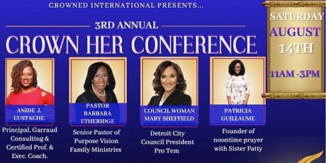 Crown Her Conference 2021 tickets