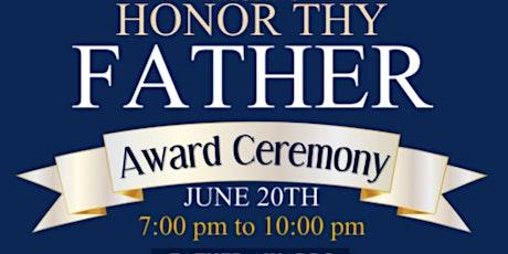 Father's Day Award Ceremony tickets