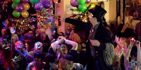 The 6th Annual Tulsa Mardi Gras Masquerade | 2022 tickets