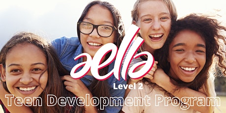 Aella Empowerment Camp for Girls - Level 2 tickets