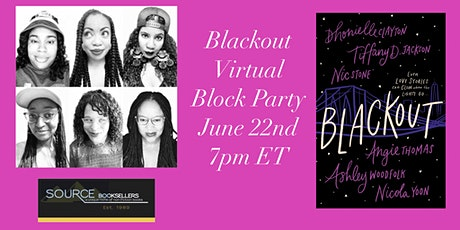 Blackout Virtual Block Party tickets