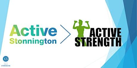 Active Strength (Thursdays 12.30pm) tickets