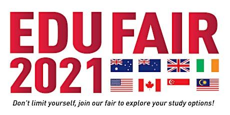 JM Education Fair #2 2021 (VIRTUAL) tickets