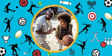 Grandkids VS Grandparents Walking Basketball (5+ years & grandparents)* tickets