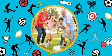 Grandkids VS Grandparents Walking Soccer (5+ years & grandparents)* tickets