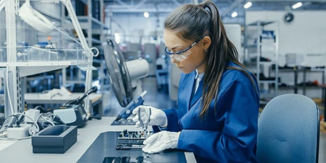Advanced Manufacturing Engineering Certificate Program Info Session tickets