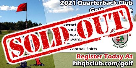 2021 Quarterback Club Golf Scramble tickets