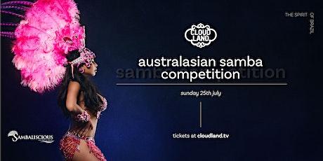 Australasian Samba Competition tickets
