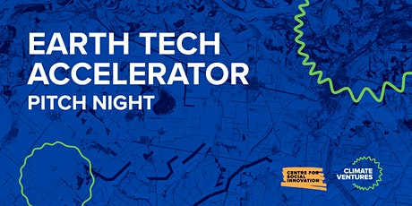 Climate Ventures: Earth Tech Pitch Night tickets