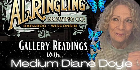 Gallery Readings with Medium Diane Doyle tickets