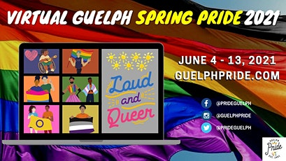 Live Spoken Word Poetry with Guelph Pride tickets
