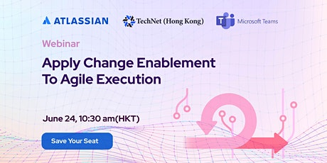 Webinar: Apply Change Enablement to Agile Execution tickets