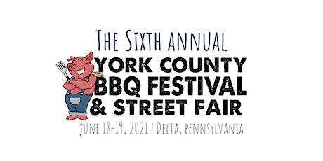 York County BBQ Festival & Street Fair tickets