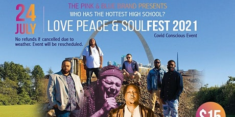 The Pink & Blue Brand Presents The Love Peace & So tickets