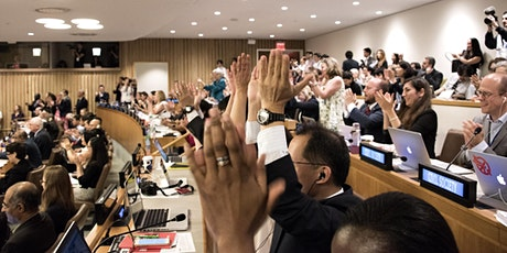 Learn to lobby: nuclear weapons ban treaty tickets