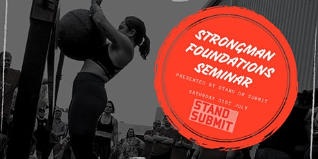 Strongman Foundations Seminar tickets