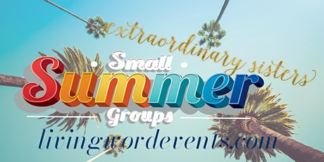 Small Groups Summer for Women July 8th - Board & Brush ($53) tickets