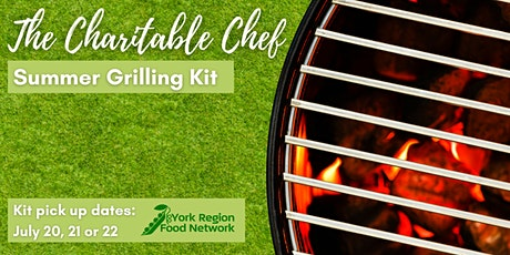 The Charitable Chef - Summer Grilling Kit tickets