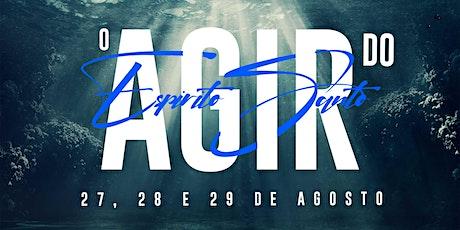 CONFERÊNCIA HINENI21 | O AGIR DO ESPÍRITO-SANTO ingressos