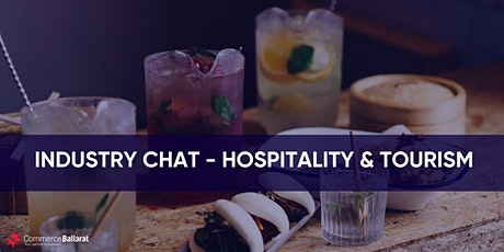 Hospitality and Tourism Industry Chat tickets