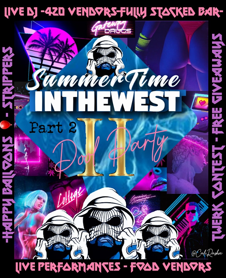 SUMMERTIME IN THE WEST PART 2 image