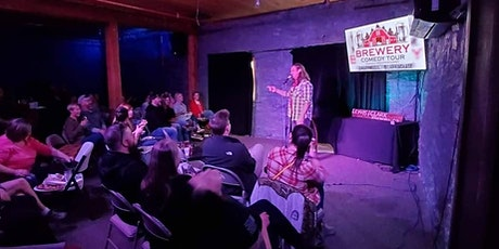 the BREWERY COMEDY TOUR at BONFIRE tickets